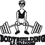 Bodybuilding Walldorf Logo